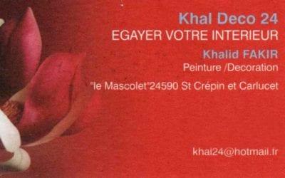 Khal Déco 24