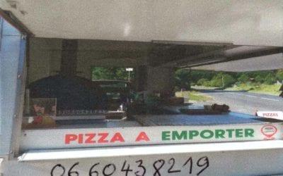 La remorque à pizza