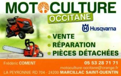Motoculture Occitane – Marcillac