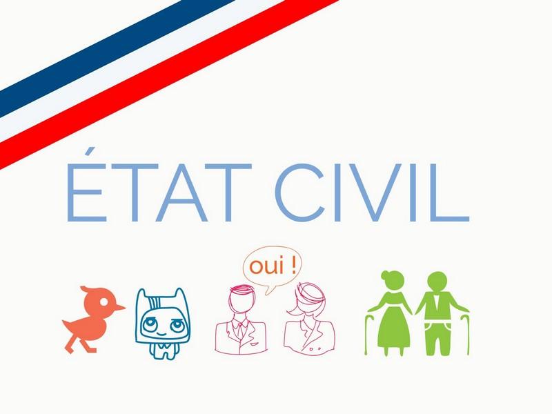 3-Etat civil