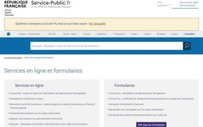 8-Services en ligne et formulaires
