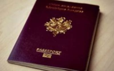 5-Passeport biométrique