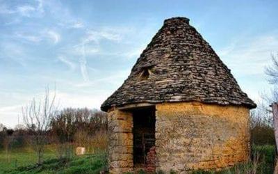 Les cabanes en pierre sèche