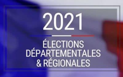 Elections des 20/27 juin 2021